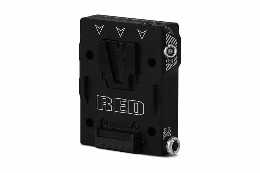 RED Digital Cinema DSMC2 V-Lock Battery Module