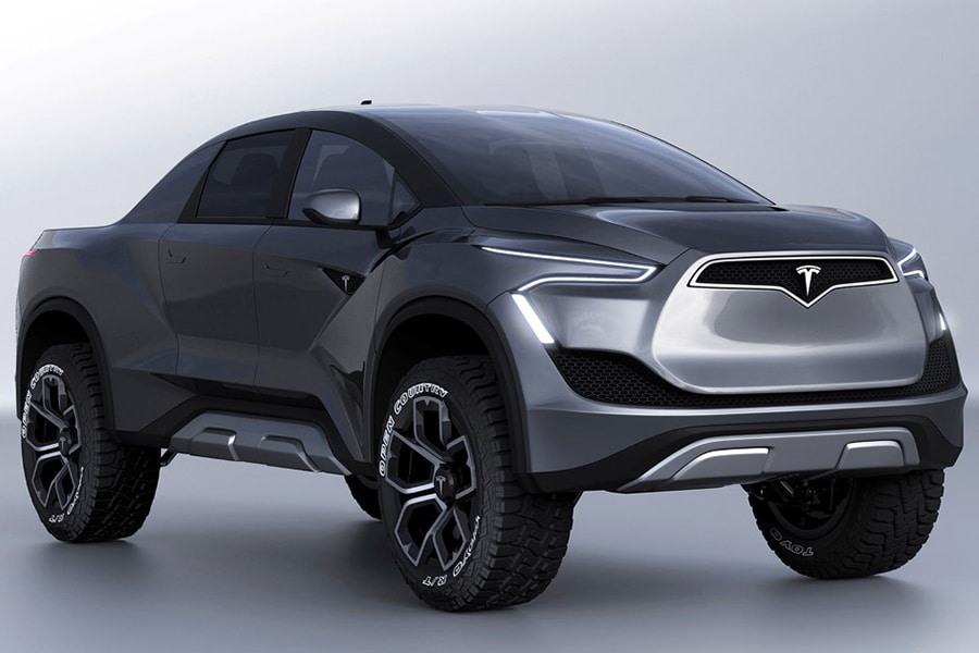 pickup concept