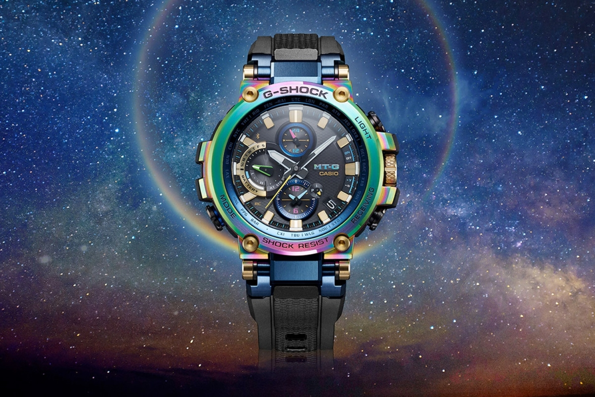 The Wind Up Feature G-Shock