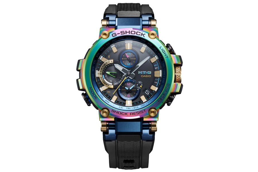 Casio MT-G 20th Anniversary B1000RB