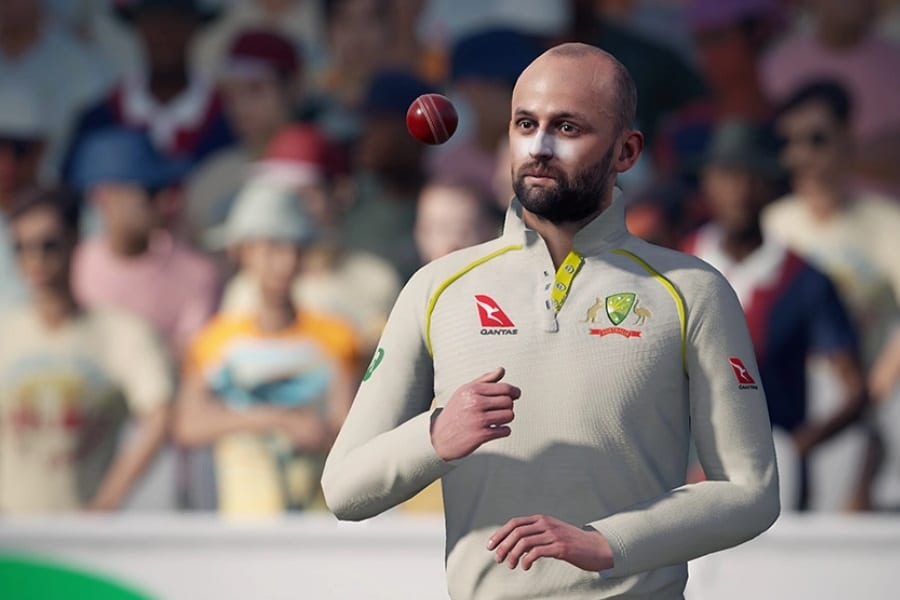 latest ashes cricket video game