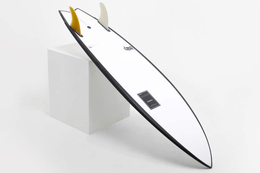 Haydenshapes Drops New Performance Twin Fin Surfboard