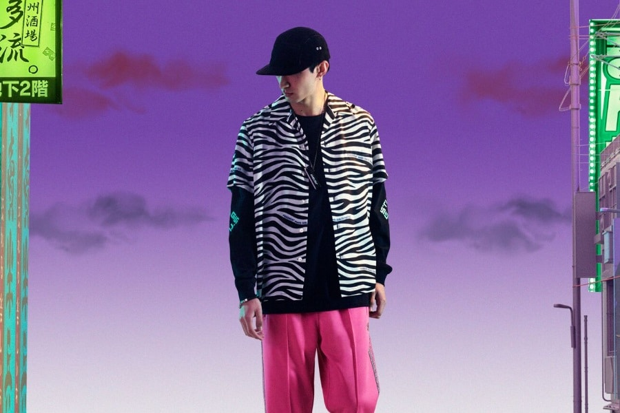 MR PORTER Introduces Japanese Menswear Collections