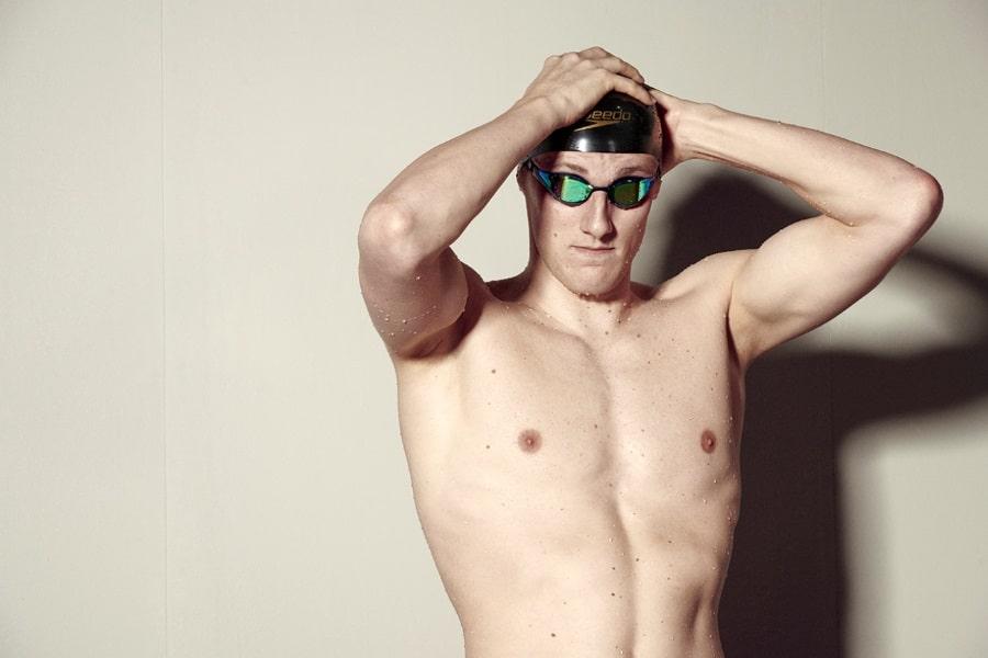 Olympic games swimwear
