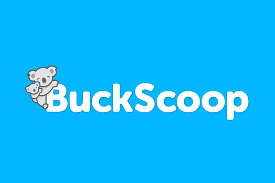 Buckscoop logo