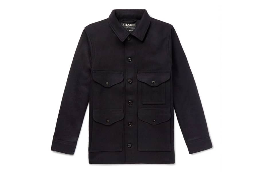 Black Filson Jacket