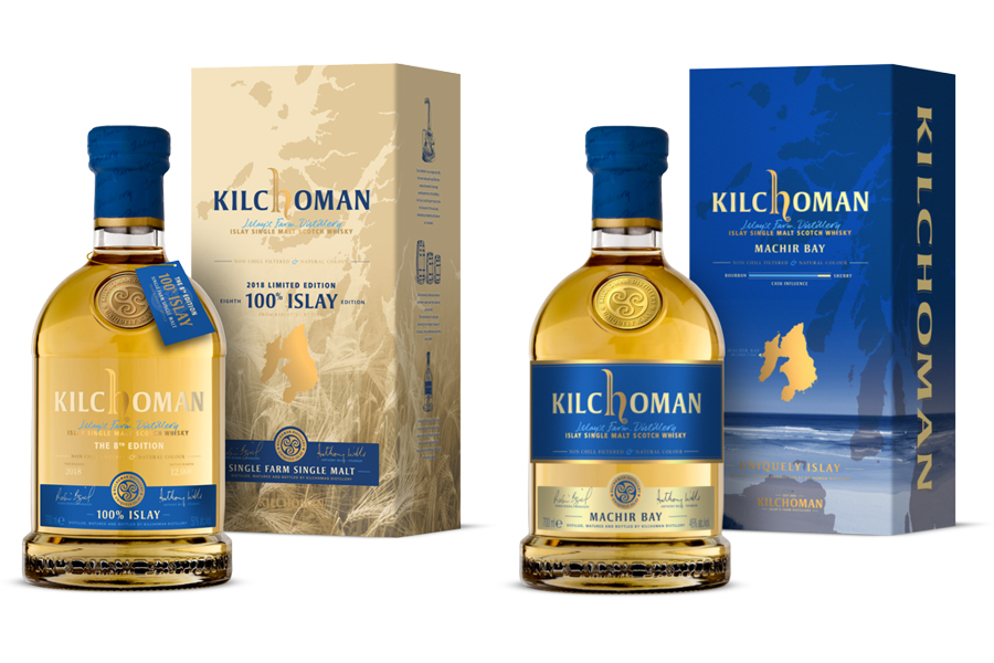 Kilchoman Peated Whisky