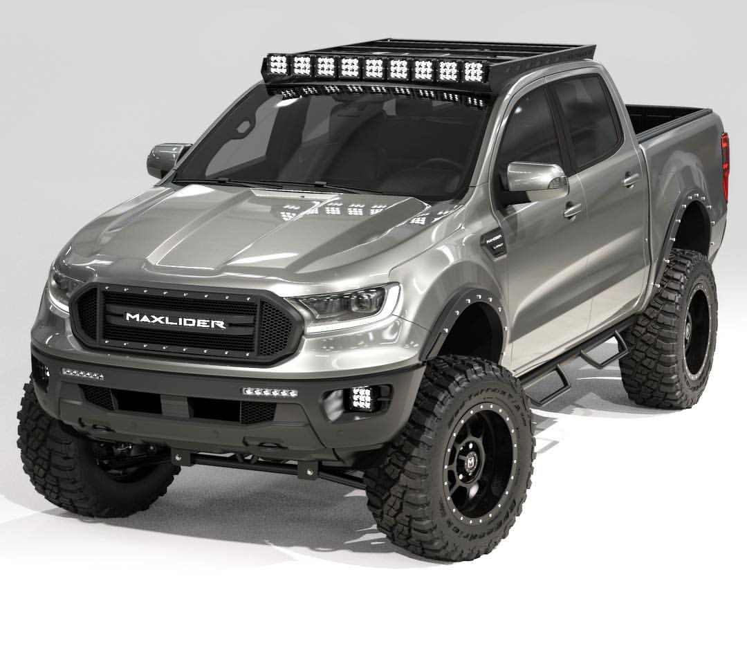 Maxlider Bros Delve Into Trucks With Their 2020 Ford Ranger Man Of Many