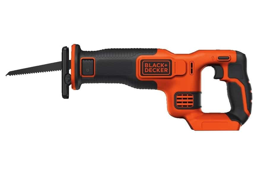 Black + Decker Lithium-ion Cordless Reciprocating Saw
