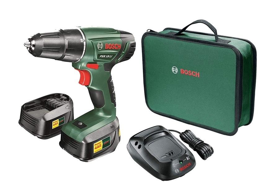 Bosch Cordless Drill Driver PSR 18 LI