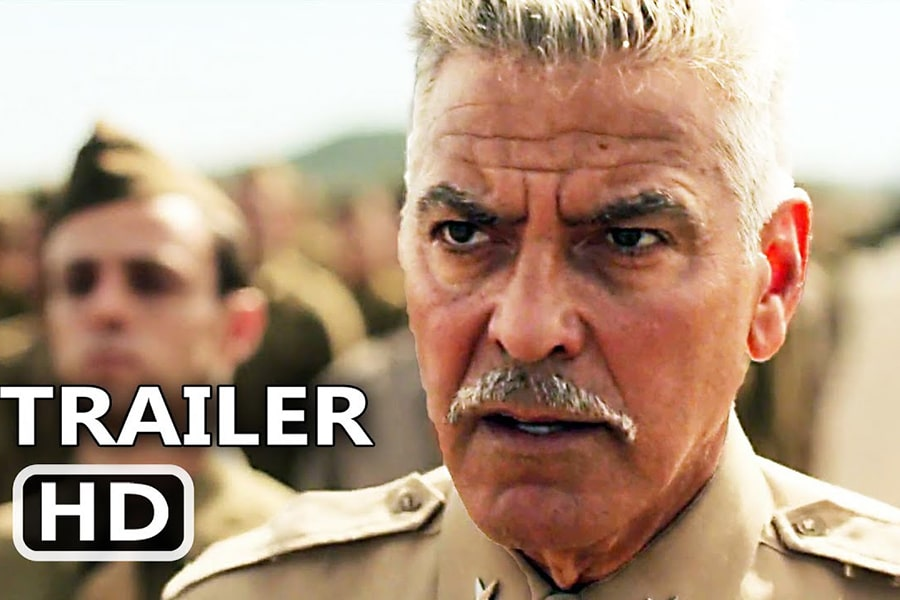 Catch 22 Trailer with George Clooney Proves Insanity is Rampant