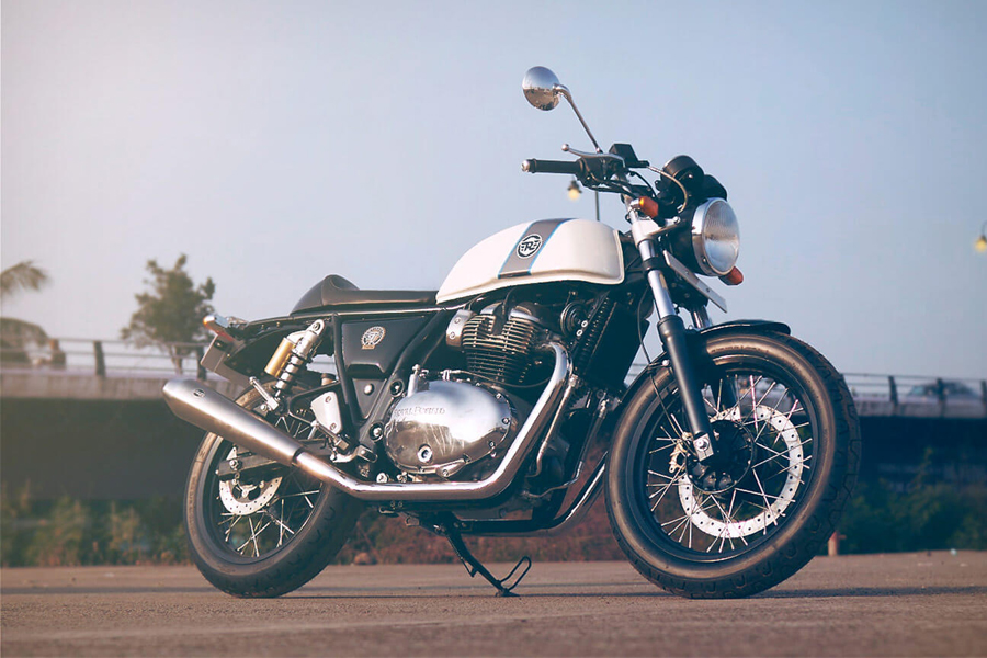 Continental GT 650 Ice Queen