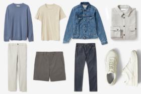Everlane Minimalist Wardrobe