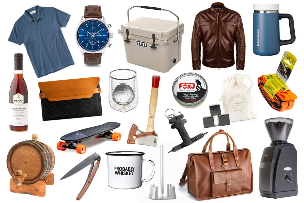 Fathers day gift guide 2019 feature