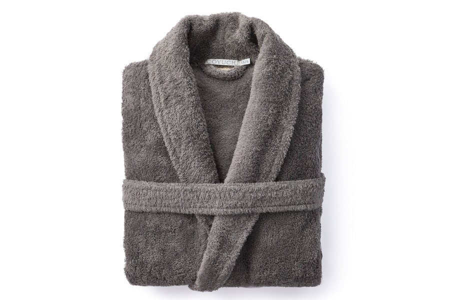 Coyuchi Cloud Loom Robe