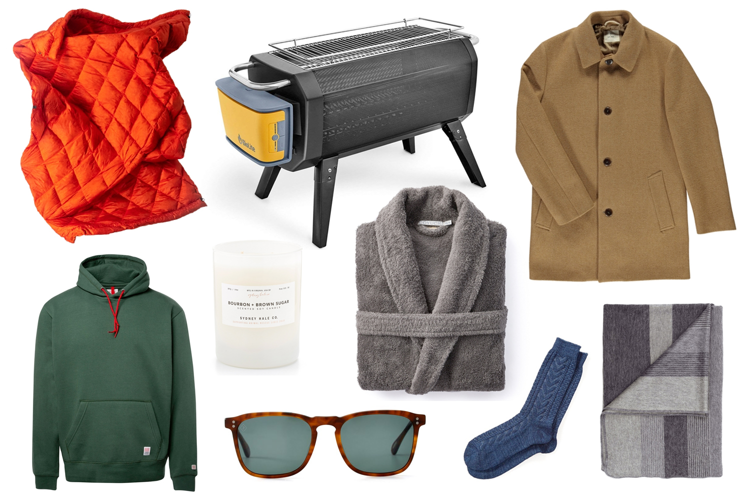 Huckberry Finds for May - Winter Warmers