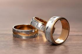 Kavalri wedding rings