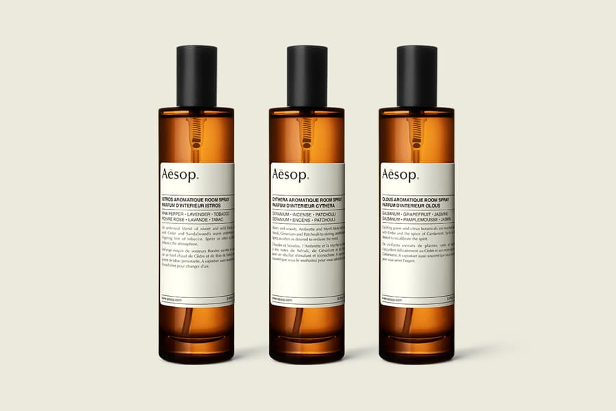 Mothers Day Gift Guide 2019 Aesop Room Spray