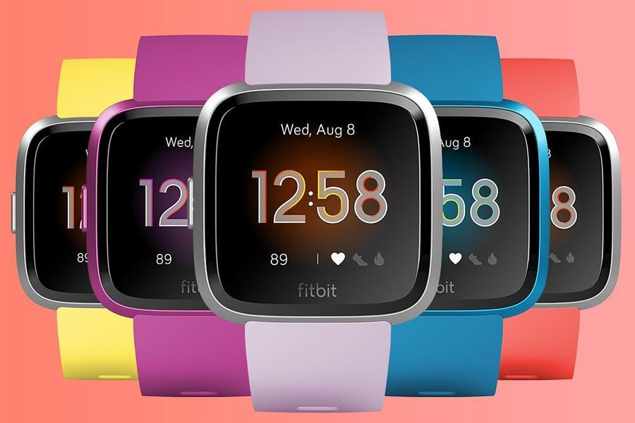 Mothers Day Gift Guide 2019 Fitbit versa lite