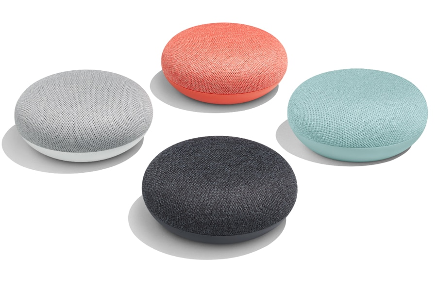 Mothers Day Gift Guide 2019 Google Home Mini