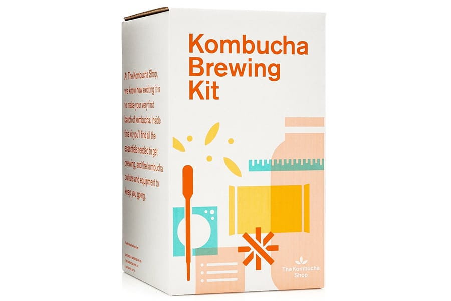 Mothers Day Gift Guide 2019 Kombucha Brewing Kit