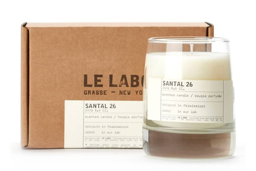 Mothers Day Gift Guide 2019 Le Labo Scented Candle