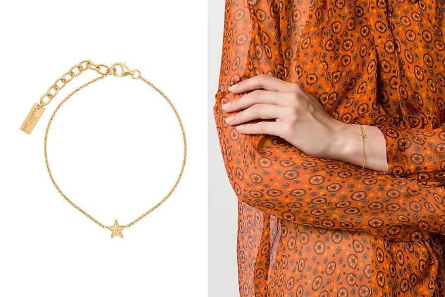 Mothers Day Gift Guide 2019 Saint Laurent bracelet