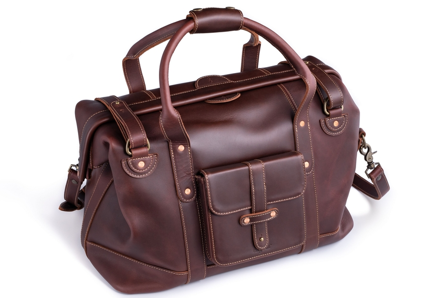 Pad & Quill Gladstone Duffle Bag