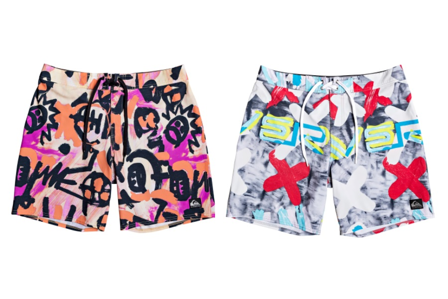 How Quiksilver Boardshorts Reflect Surfing's Rapid Evolution