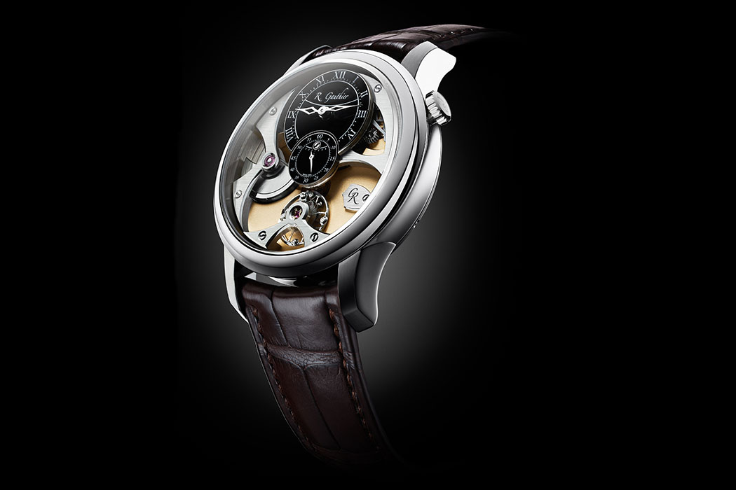 Romain Gauthier Insight Micro-Rotor Limited Edition watch