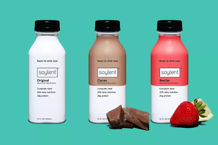What is the Soylent Diet?