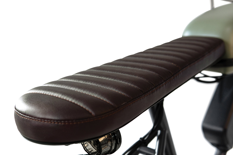 titan seat for electric bike
