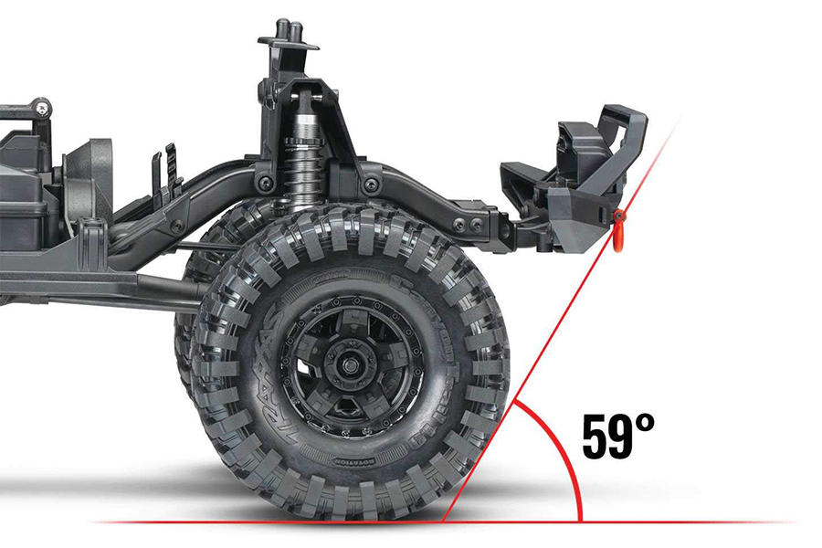 wheel traxxas vehicle