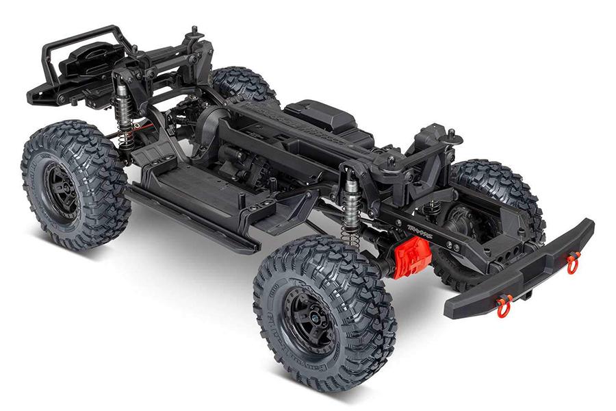 traxxas body vehicle