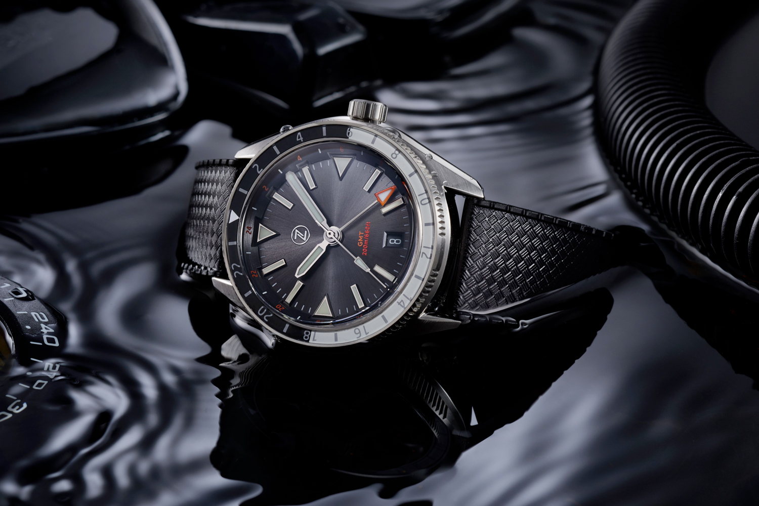 Zelos Watches Unleashes the 'Horizons' GMT