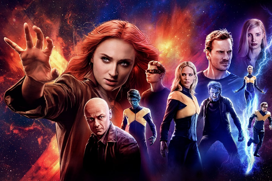 WIN 1 of 5 X-Men 4K Ultra HD Complete Movie Collections