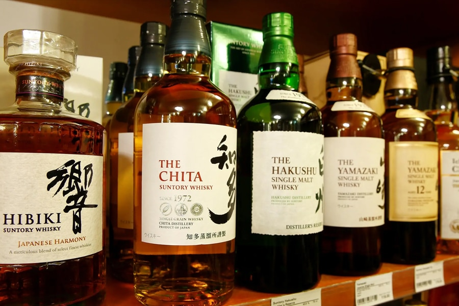 Japanese Whisky 2