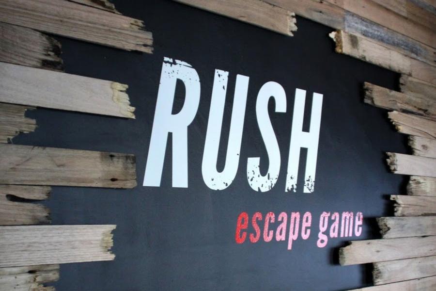 Rush Escape Game