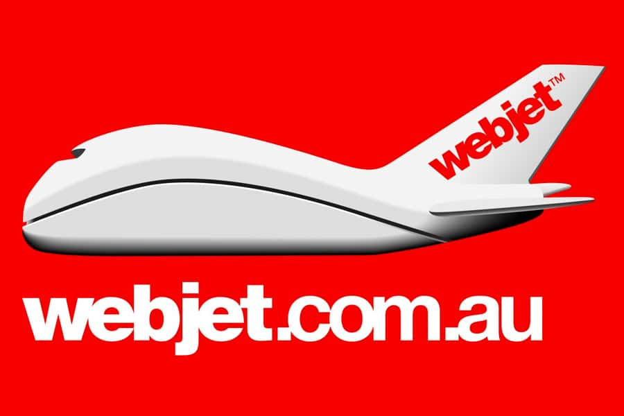 flight comparison - Webjet logo
