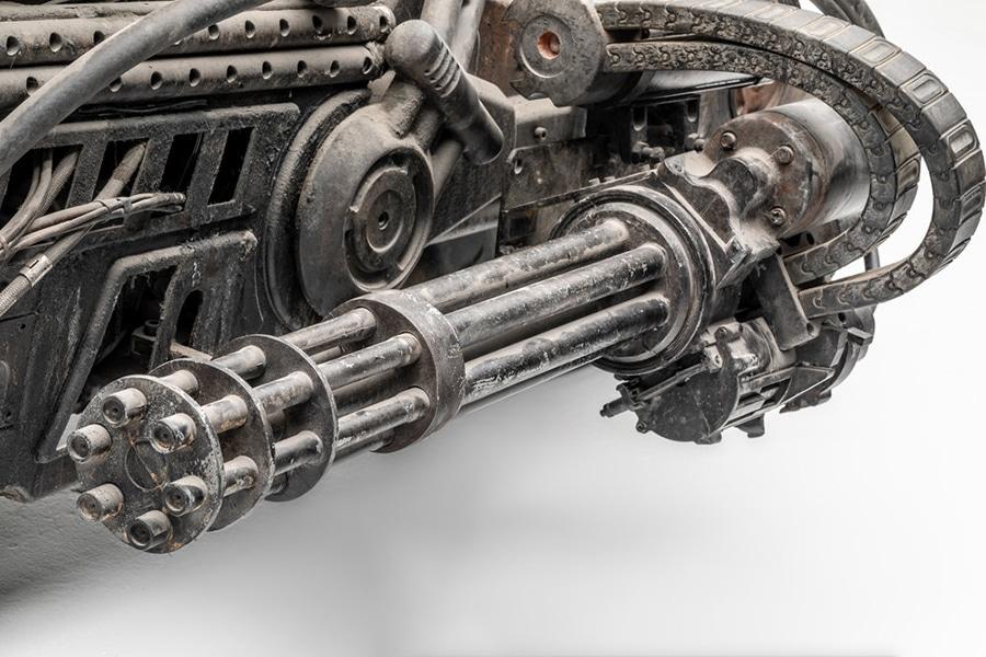 terminator motorbike