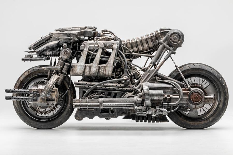Skynet Sent the Moto-Terminator to Terminate an Exhibition