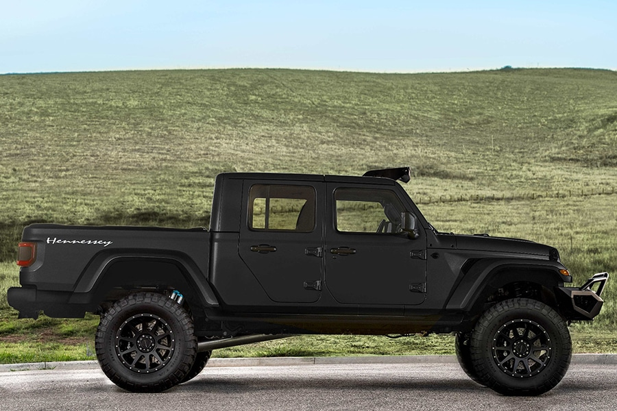 hennessey jeep truck