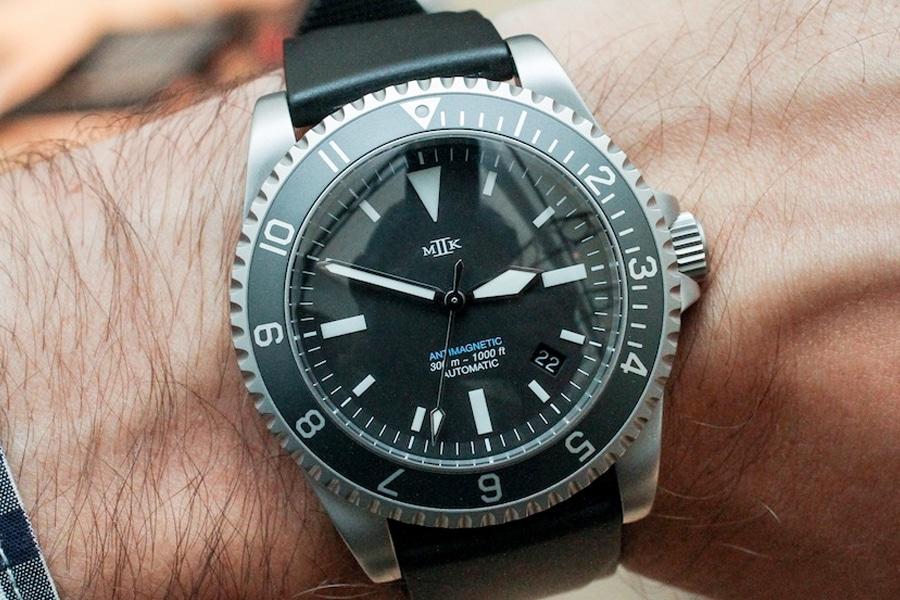 Mk II watch