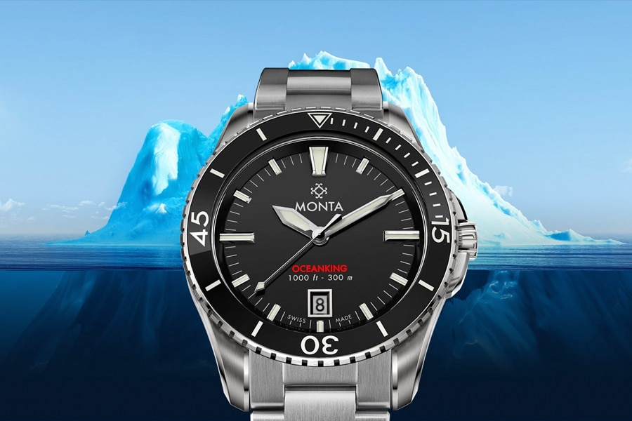 Monta Oceanking Watch