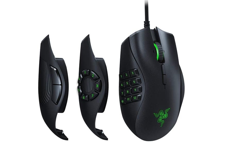 Razer Naga Trinity Gaming Mouse
