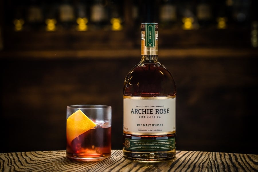 Archie Rose Launches its First Two Whiskies