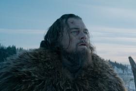 Leonardo DiCaprio GOT beard