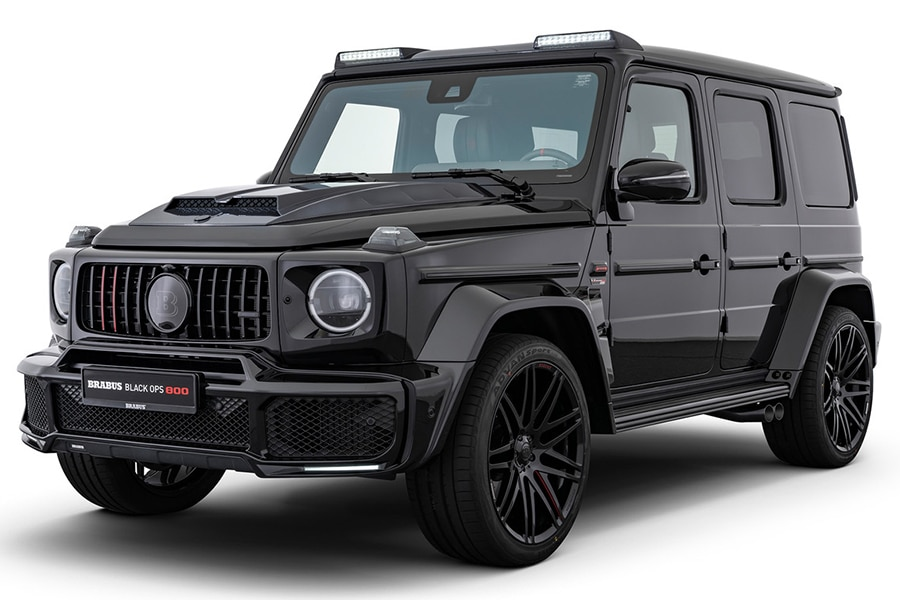 mercedes benz limited edition brabus 800