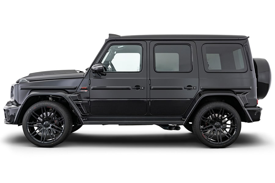 brabus 800 and black ops are both limited edition