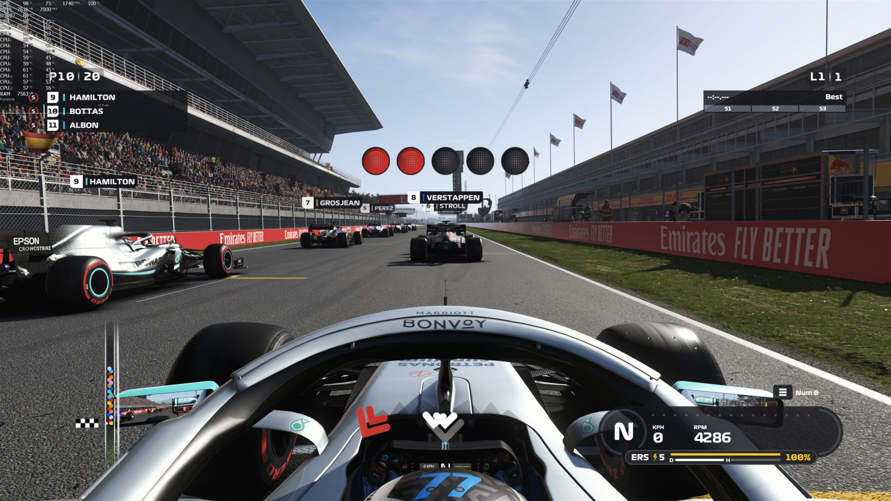 F1 2019 Takes Pole Position as the Best Game in the Series 10 year History 6